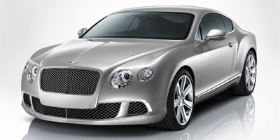 2013 Bentley Continental 2dr Cpe