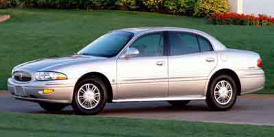 2002 Buick Le Sabre Custom