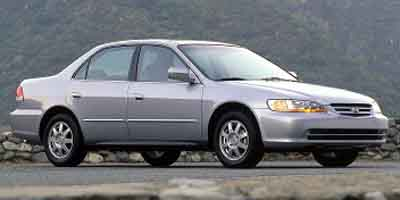 2002 Honda Accord LX Manual