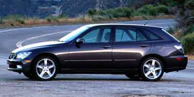 2002 Lexus IS Models