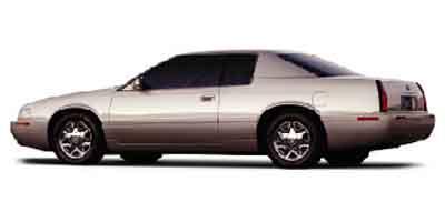 2002 Cadillac Eldorado 2dr Touring Cpe ETC