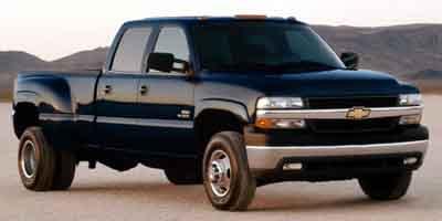 2002 Chevrolet Silverado 3500 Crew Cab 167' WB 4WD DRW LT