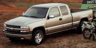 2002 Chevrolet Silverado 1500 Ext Cab 143.5' WB 4WD LT