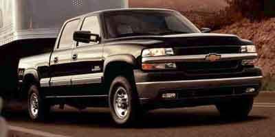 2002 Chevrolet Silverado 2500 Crew Cab 153' WB LT