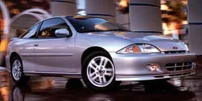 2002 Chevrolet Cavalier 2dr Cpe LS Sport