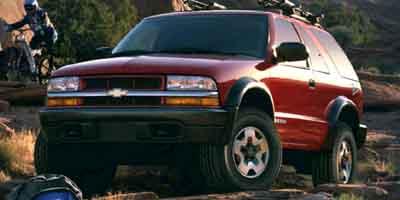 2003 Chevrolet Blazer 2dr LS