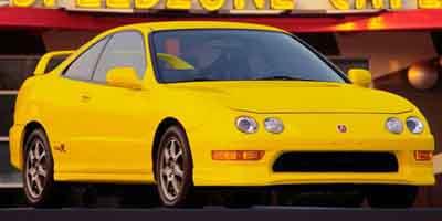2000 Acura Integra 3dr Sport Cpe Type-R Manual