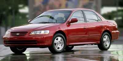 2002 Honda Accord EX Auto