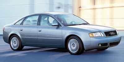 2002 Audi A6 4dr Sdn quattro AWD Auto 2.7T