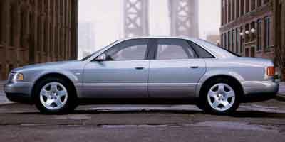 2002 Audi A8 4.2