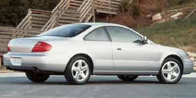2002 Acura CL Type-S