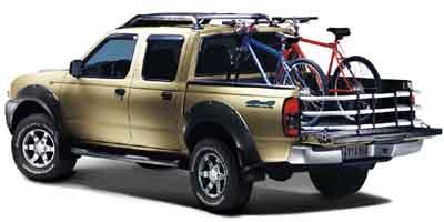 2003 Nissan Frontier S/C