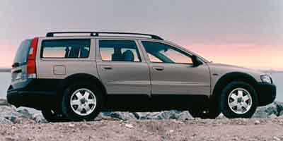 2002 Volvo V70 Cross Country