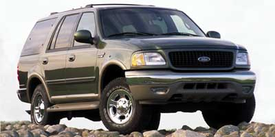 2002 Ford Expedition 119' WB Eddie Bauer