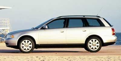 2000 Audi A4 5dr Wgn 1.8T Avant Auto Quattro AWD
