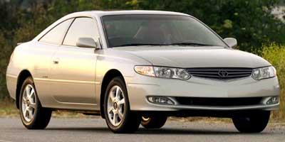 2002 Toyota Solara SE