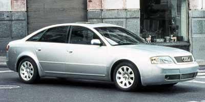 2000 Audi A6 2.8