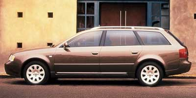 2000 Audi A6 4dr Wgn Avant Preferred