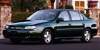 2002 Chevrolet Malibu 4dr Sdn LS