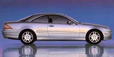 2004 Mercedes-Benz CL 600
