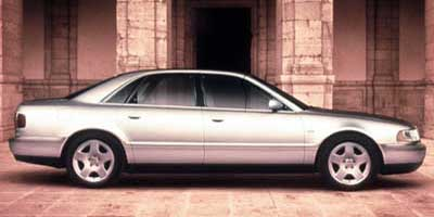 2000 Audi A8 4dr Sdn 4.2L Auto Quattro AWD LWB
