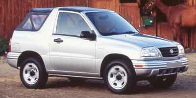 2002 Suzuki Vitara JLS