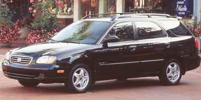 2002 Suzuki Esteem GLX