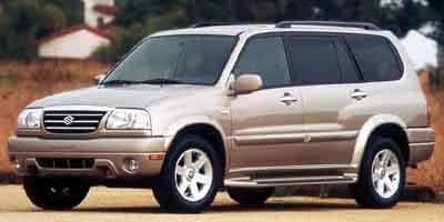 2002 Suzuki XL7 Limited