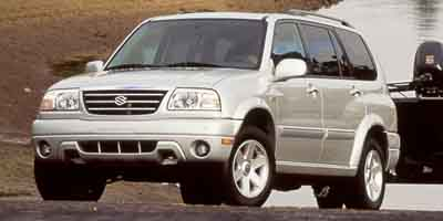 2002 Suzuki XL7 Plus