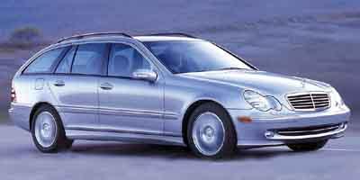 2002 Mercedes-Benz C 320