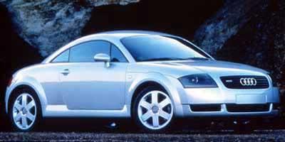 2000 Audi TT 1.8T