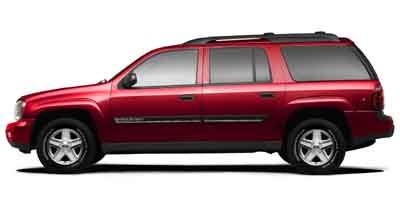 2002 Chevrolet TrailBlazer EXT 4dr 4WD EXT LT