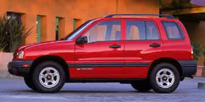 2002 Chevrolet Tracker 4dr Hardtop 4WD ZR2