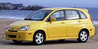 2002 Suzuki Aerio SX