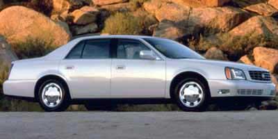 2000 Cadillac De Ville 4dr Sdn