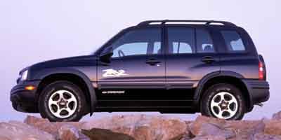 2003 Chevrolet Tracker 4dr Hardtop 4WD ZR2