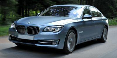 2015 BMW ActiveHybrid 7