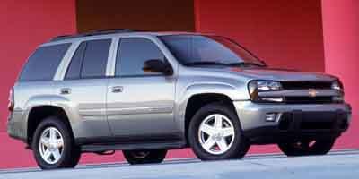 2003 Chevrolet TrailBlazer 4dr 2WD LTZ