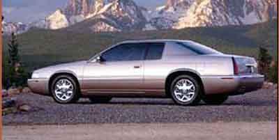 2000 Cadillac Eldorado 2dr Touring Cpe ETC