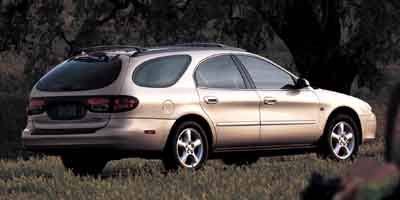 2003 Ford Taurus 4dr Wgn SEL Deluxe