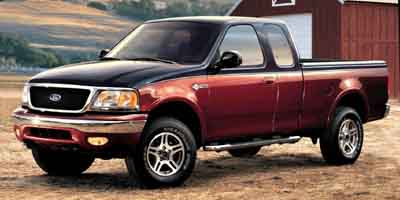 2004 Ford F150 Supercab 157' XL