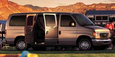 2003 Ford E-150 and Econoline 150 XL