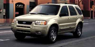 2003 Ford Escape 4dr 103' WB XLS 4WD Popular