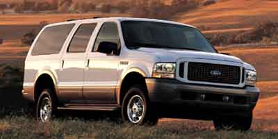 2003 Ford Excursion 137' WB 7.3L Limited