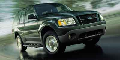 2003 Ford Explorer 2dr 102' WB 4WD XLS Manual