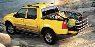2003 Ford Explorer Sport Trac 4dr 126' WB XLS Manual