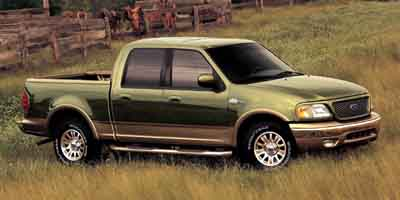 2003 Ford F150 SuperCrew 139' King Ranch