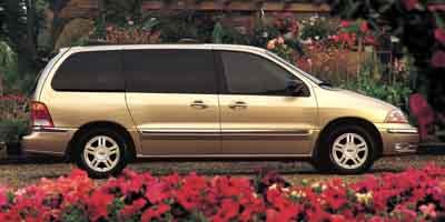 2003 Ford Windstar 4dr SE