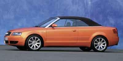 2003 Audi A4 1.8T