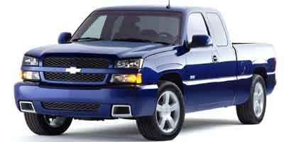 2003 Chevrolet Silverado 1500 Ext Cab 143.5' WB